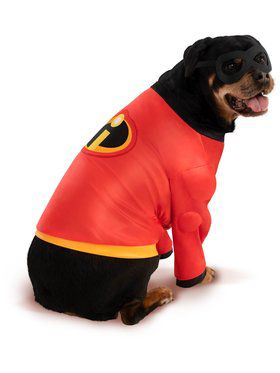 Pet The Incredibles Big Dogs Costume