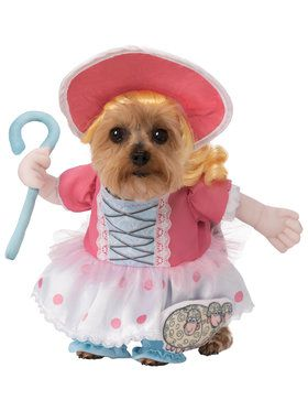 Pet Toy Story Bo Peep Costume