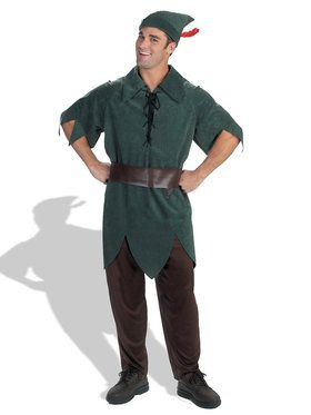 Adult Disney Peter Pan Costume