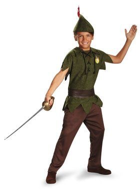 Toddler/Child Disney Peter Pan Costume