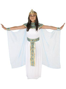 Pharoahu0027s Princess Child Costume Treat Safety Kit  sc 1 st  BuyCostumes.com & large_thumb.jpg?cu003d1525274787