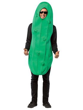 Pickle Adult Costume  sc 1 st  BuyCostumes.com & Food and Drink Costumes - Adults and Kids Halloween Costumes ...