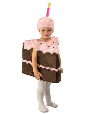 Piece of Cake Infant Costume 18M/2T  sc 1 st  BuyCostumes.com & All Baby and Toddler Costumes - Baby and Toddler Halloween Costumes ...