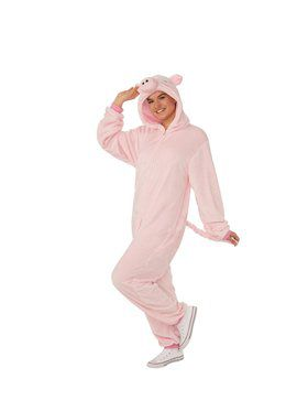 Pig Comfy Wear Adult Costume