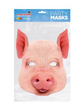 Face 2018 Halloween Masks - Pig