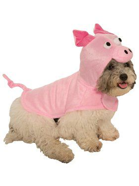 Piggy Pet Costume