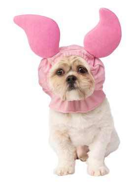 Piglet Costume For Pets