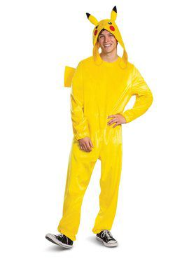 Pikachu Deluxe Adult Costume
