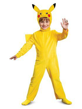 Pikachu Toddler Toddler Costume