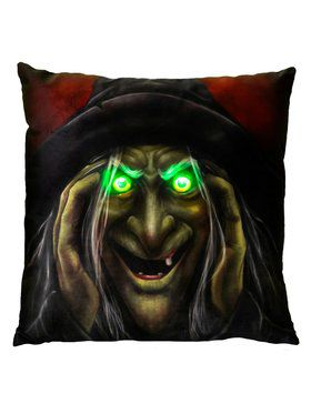 Pillow - Witch
