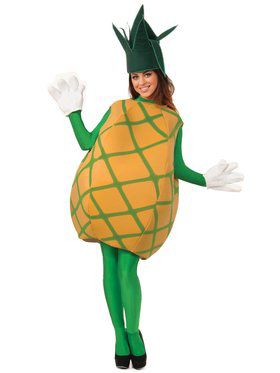 Pineapple Adult Costume