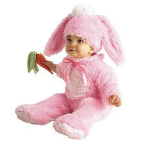 Pink Bunny Newborn/infant