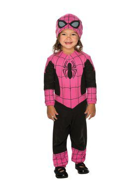 Pink SpiderGirl's Costume