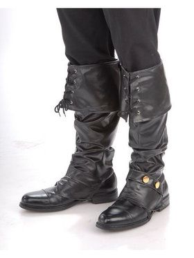 Pirate Boot Cover