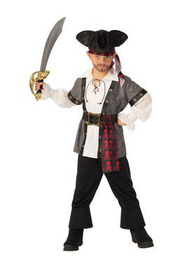 Pirate Boy Child Costume