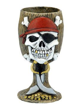 Pirate Goblet Costume Accessory