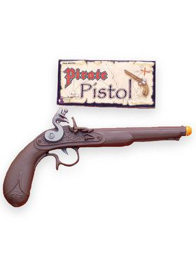 Pirate Costume Pistol Accessory