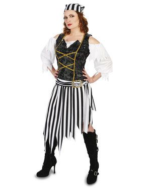 Adult Pirate Princess Costume