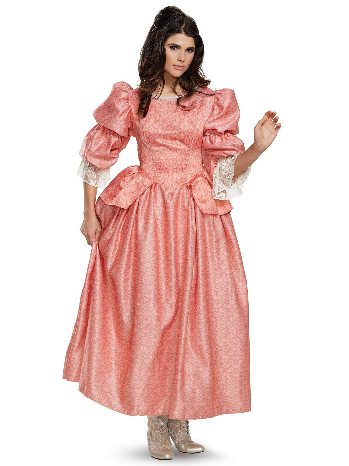 pirates of the caribbean 5: carina adult deluxe costume - adult 2018