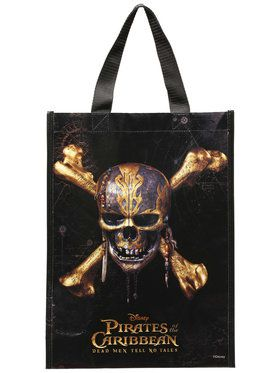 Pirates of the Caribbean - Trick or Treat bag One-Size