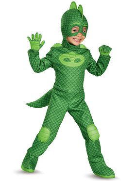 PJ Masks Gekko Deluxe Child Costume