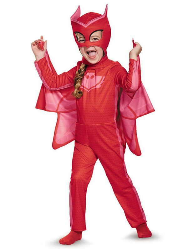 Girls Owlette Costume