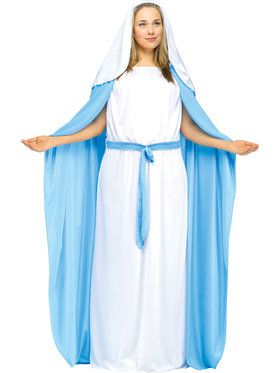 Plus Size Mary Costume