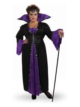 Xxxl Sorceress - Plus Size Costume
