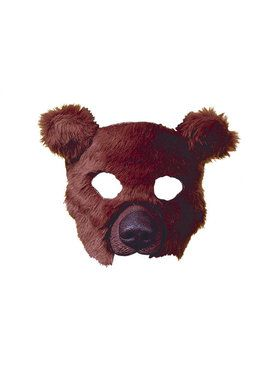 Plush Bear 2018 Halloween Masks