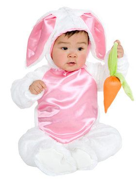 Plush Bunny Infant Costume Newborn