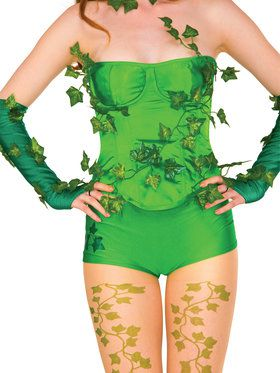 Poison Ivy Deluxe Corset for Women