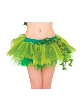 Tutu Skirt - Poison Ivy