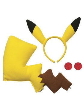 Pokmon Pikachu Costume Accessory Set