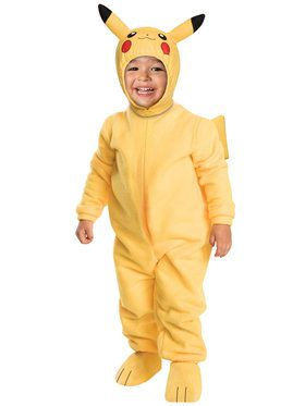 Toddler Pokmon Pikachu Costume