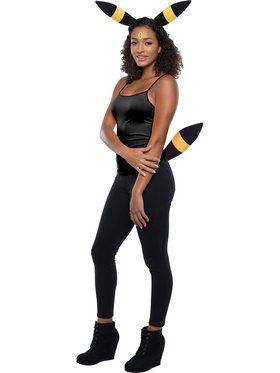 Umbreon Pokmon Costume Kit