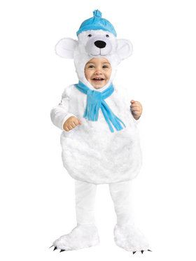 Polar Bear Infant Costume