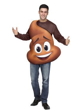 Poop Jr. Tunic Adult Costume