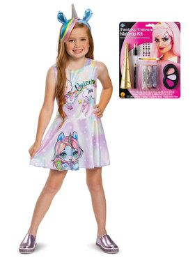 Poopsie Unicorn Dazzle Darling Costume Kit