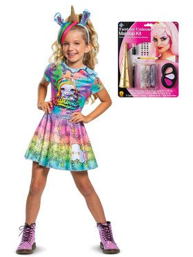 Poopsie Unicorn Rainbow Deluxe Costume Kit