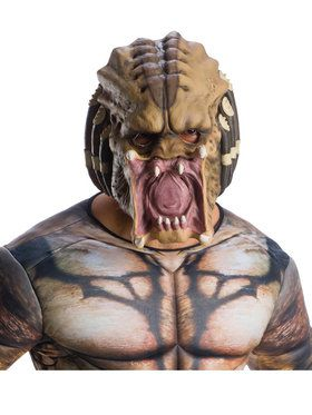 Predator 2018 Halloween Masks for Men