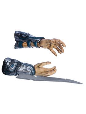Predator Latex Hands for Men