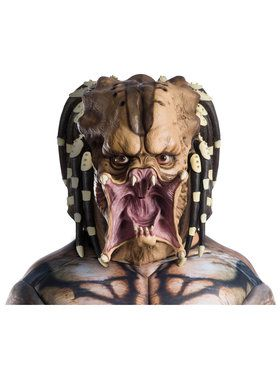 Predator Overhead Latex 2018 Halloween Masks for Men