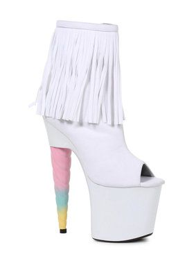 Prince Unicorn Fringe Heel Women's Boot Accessory