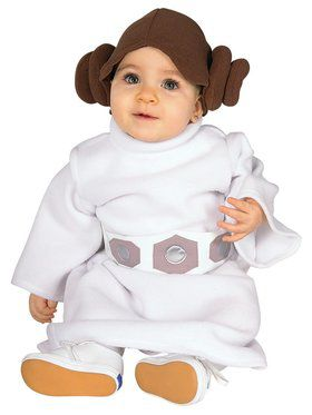 Infant/Toddler Princess Leia Robe