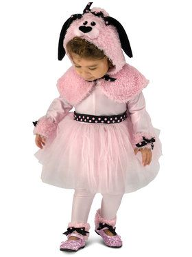Princess Poodle Child Costume 4