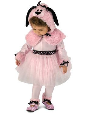 Princess Poodle Infant Costume
