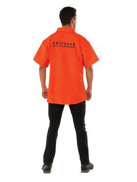 Prisoner Adult Costume
