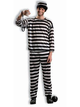 Prisoner - Standard Adult Costume