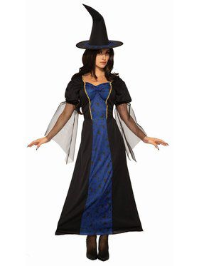 Promo - Adult - Midnight Witch Adult Costume