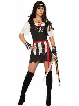 Promo - Adult - Pirate Lady Adult Costume